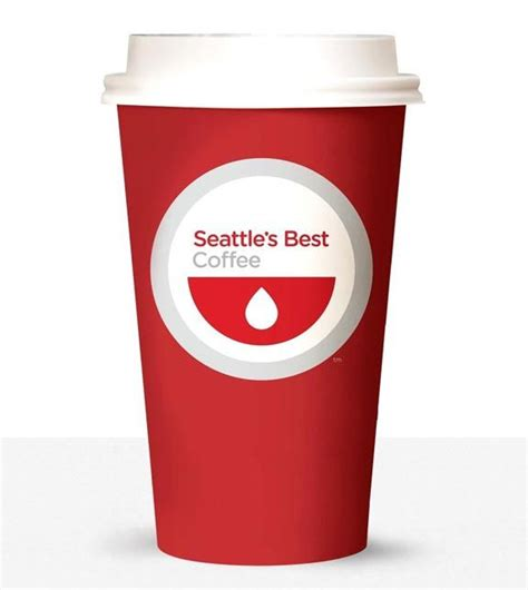 best coffee cup they serve this brand of coffee called seattle s best at