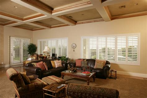 living room shutters interior polywood plantation shutters plantation shutters murrells inlet the plantation shutters co
