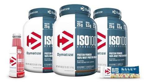 supplement company supplement company of the month dymatize
