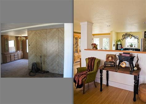interior designers mobile home remodeling photos