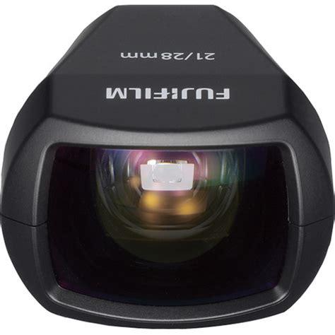 External Optical Viewfinder Vf X21 fujifilm vf x21 external optical viewfinder 16504709 b h photo