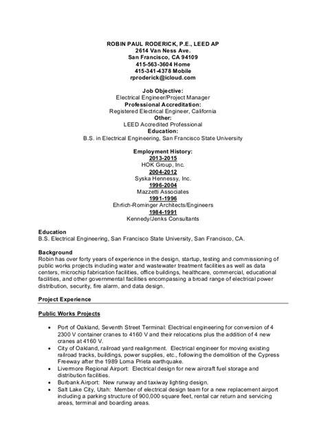 Resume Robin Robin Resume Pub Works