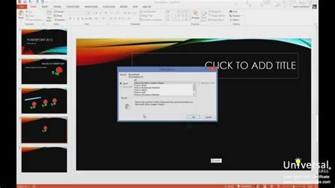 tutorial powerpoint 2013 youtube working with objects tutorial in powerpoint 2013 youtube