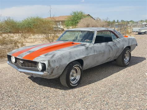 project 1969 camaro for sale 1969 chevrolet camaro ss real x55 hugger orange