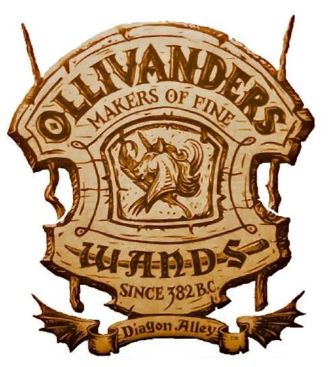 google images harry potter ollivanders wand shop logo google search ikat