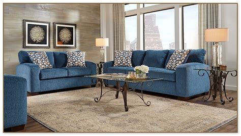 Blue Living Room Sets by Navy Blue Living Room Set