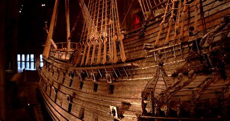 vasa ship vasa like warship discovered in sweden