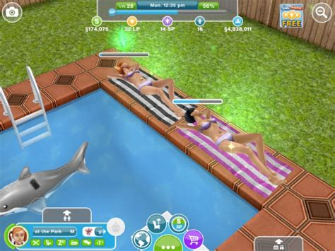 sims freeplay bench the teen expansions the sims freeplay