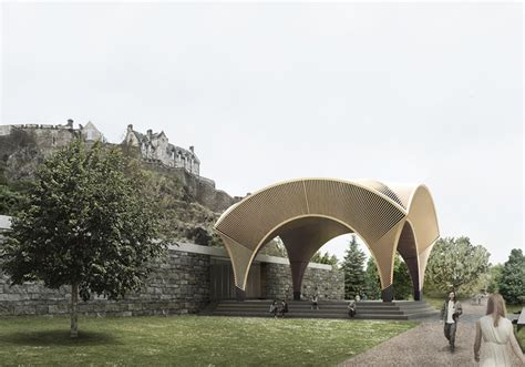 pavilion concept concept designs unveiled for ross pavilion design in edinburgh