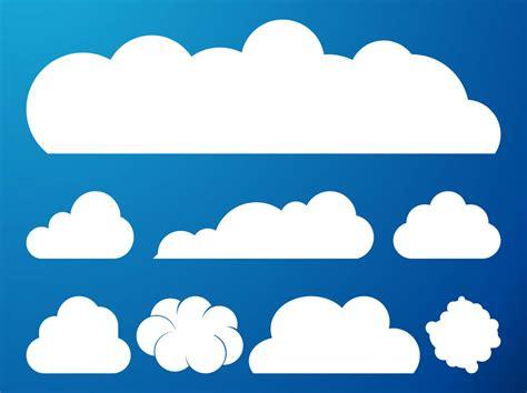 best free cloud clouds free vector clipart best