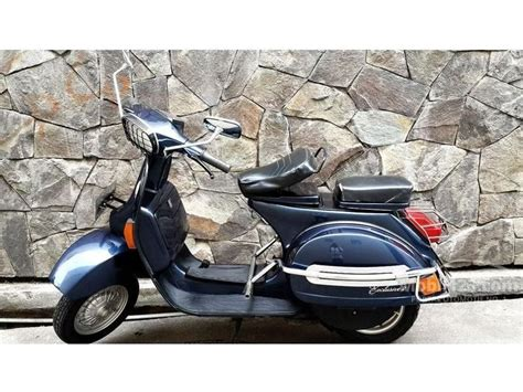 Modifikasi Vespa Px Exclusive by Harga Motor Bekas Vespa Px Impremedia Net