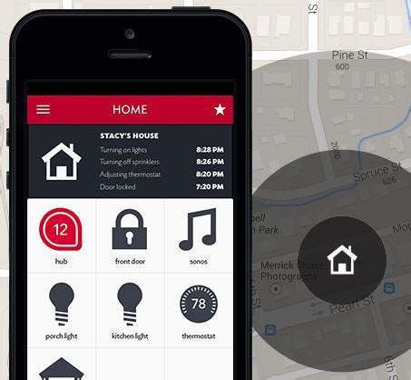 revolv hub home automation using your iphone iphoneness