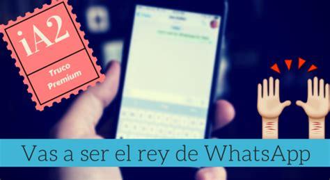 vas a ser el 1472331443 truco para whatsapp escribe en negritas cursivas y tacha iphonea2