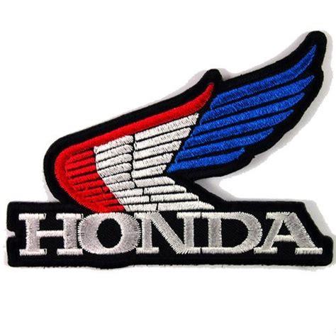 Vintage Honda Logo Wings Embroidered Motorcycle Honda Patch Jacket honda motorcycle patches browse honda motorcycle patches at shopelix
