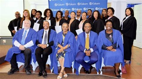 kzn businesswoman tops eskom academy graduate school class  mercury