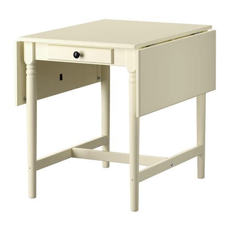 Ikea Drop Leaf Table with Ingatorp Drop Leaf Table Ikea