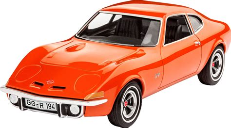 Opel Gt Kit by Revell Germany 1 32 Opel 174 Gt