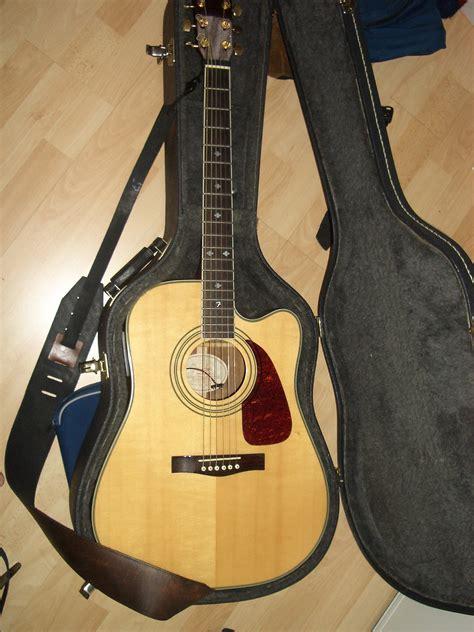 Gitar Akustik acoustic electric guitar