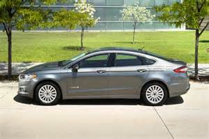 Ford Fusion Hybrid 2016 2016 Ford Fusion Hybrid Reviews And Rating Motor Trend