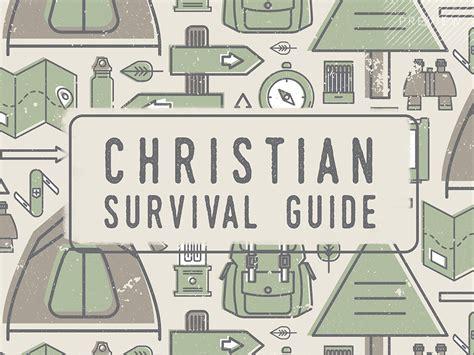 a christian survival guide a shop