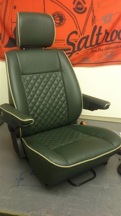 Vw T4 Seat Upholstery by Re Redoing The Interior Vw T4 Forum Vw T5 Forum