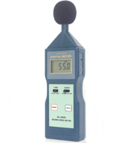 Digital Sound Noise Level Meter Tester 1 digital lcd sound level meter sl 5826 noise meter decibel