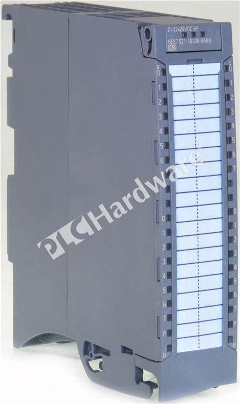 6es7521 1bl00 0ab0 Simatic S7 1500 Digital Input Module Di plc hardware siemens 6es7521 1bl00 0ab0 used in a plch packaging
