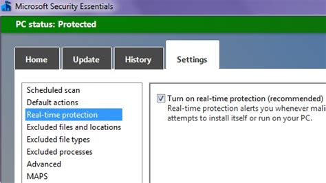 best freeware antivirus for windows 7 microsoft security essentials free antivirus review for