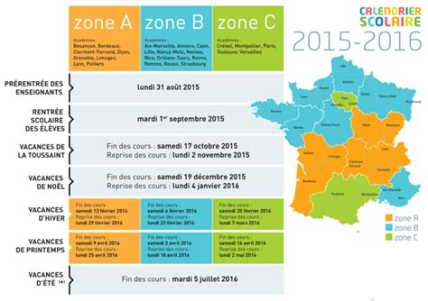 Vacances Paques 2017 Zone A Vacances Scolaires 2016 Search Results Calendar 2015