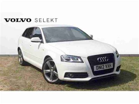 car owners manuals for sale 2012 audi a3 auto manual audi 2012 a3 2 0 tdi black edition 5dr diesel white manual car for sale
