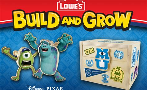 lowes build and grow 28 images free workshops for