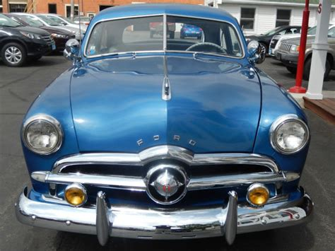 49 Ford Coupe by Classic 1949 49 Ford 2 Door Custom Coupe V8 Manual For
