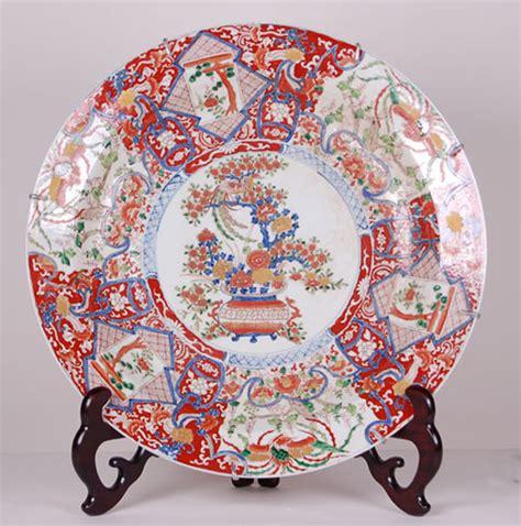 antique reproduction floor ls reproduction porcelain large imari charger 27 5 quot