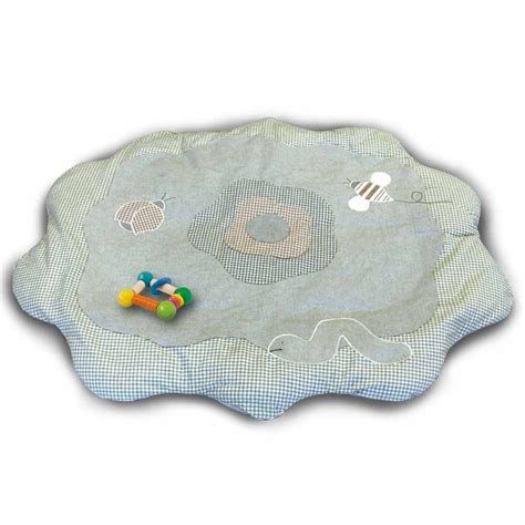 Organic Mat handmade certified organic baby play mats lifekind