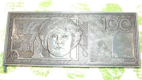 un licensed to print money the australian