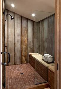 rustic shower design ideas back post the redoubtable bathroom