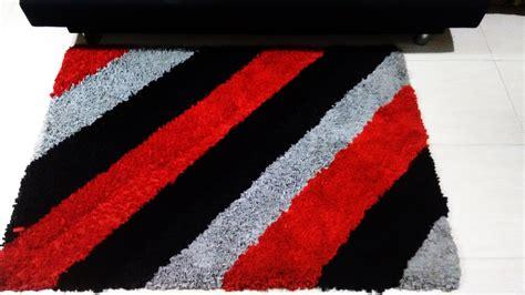como hacer una alfombra con retazos de tela todo como hacer una alfombra con tela reciclada y economica