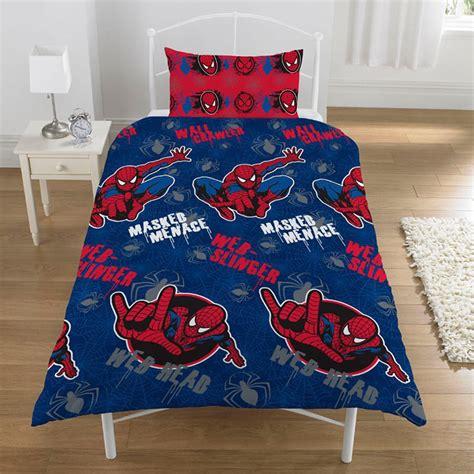spiderman bedroom accessories uk spiderman duvet covers bedding bedroom accessories