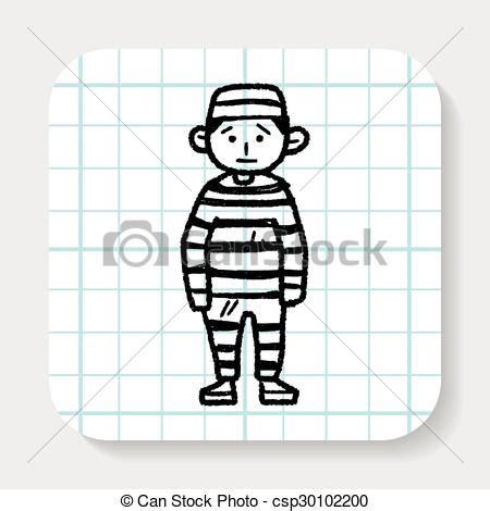 doodle prison vector clipart of doodle csp30102200 search clip