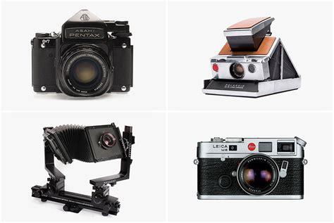 Vintage Tali Kamera Vintage All Type 22 best vintage cameras to buy gear patrol