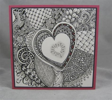 zentangle pattern cards 108 best images about zentangle cards on pinterest