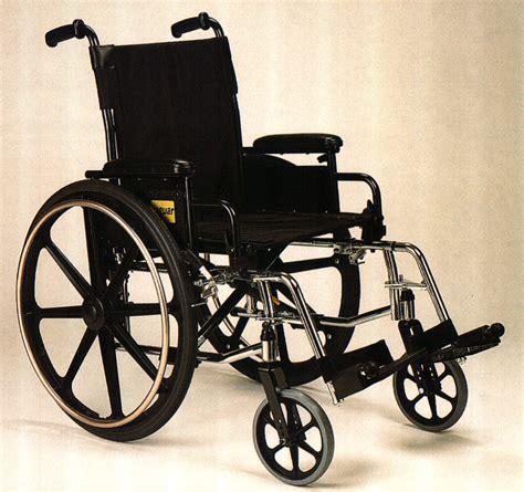 Wheel Chair by Jaguar Light Weight Manual Wheelchair