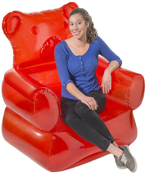 Gummy Chair by A Gummy Lounge Chair