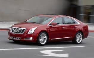 2013 Cadillac Xts Platinum Price 2013 Cadillac Xts Front View In Motion Photo 8