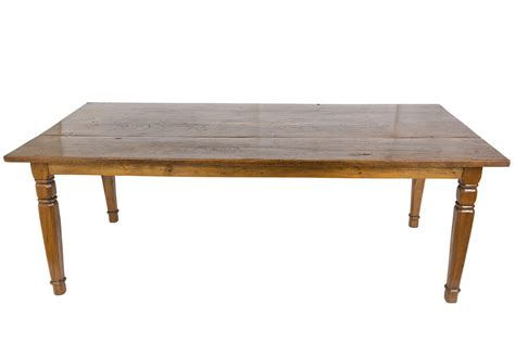 salvaged wood dining room tables reclaimed wood dining room table chairish