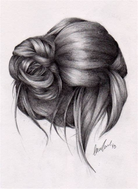 Drawing 4 Fall Hairstyles by 101 Best Drawing Hair Images On Draw Hair