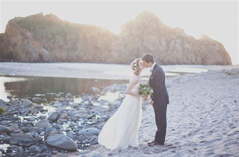 low cost weddings in southern california charming big sur elopement katherine brent