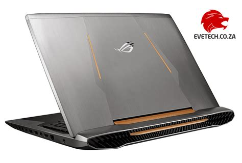 Laptop Asus Gamer I7 Opinie buy asus rog g752vl i7 laptop with 16gb ram 512gb ssd at evetech co za