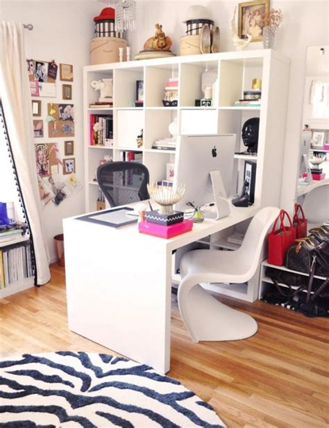 55 and exquisite feminine home offices digsdigs