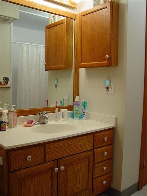 bathroom mirror surrounds hand made bathroom vanity cabinet mirror surround by